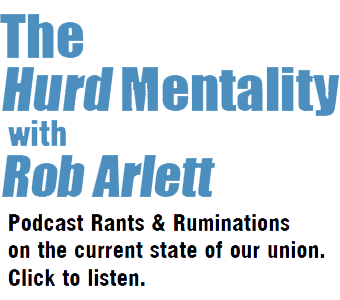The Hurd Mentality with Rob Arlet