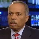 Juan Williams with confused look on face during interview