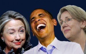 clinton-obama-warren-laughing-at-you